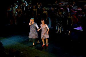 FlyCelia Imrie & Sally Ann Triplett as Gert & Daisy