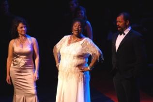 Jacqui Dankworth, Sharon D Clarke, David Durham